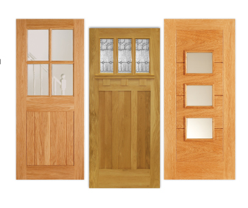 Veneered External Doors