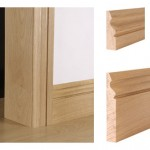 How to Fit Solid Oak Architrave