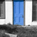 How To Paint A Panelled Door