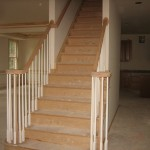 How to Install a New Stair Handrail