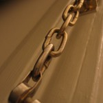 How to Fit a Security Chain to a Door