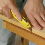 How to Trim a Door to Size