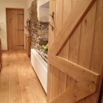 Caring For Your Newly Delivered Solid Oak Doors
