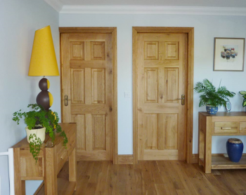 Pre-Finished Doors vs Unfinished Doors